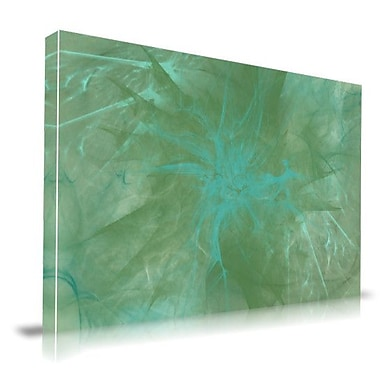 Maxwell Dickson Utopia Graphic Art on Wrapped Canvas; 20'' H x 30'' W