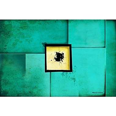 Maxwell Dickson Window Graphic Art on Wrapped Canvas; 18'' H x 24'' W