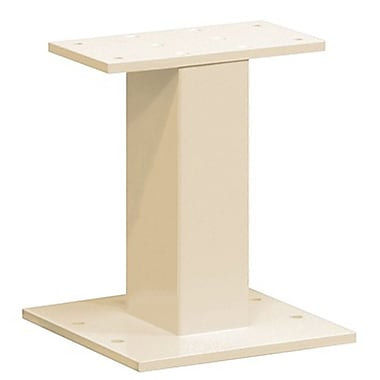 Salsbury Industries Regency 1 Ft. H Pedestal; Sandstone