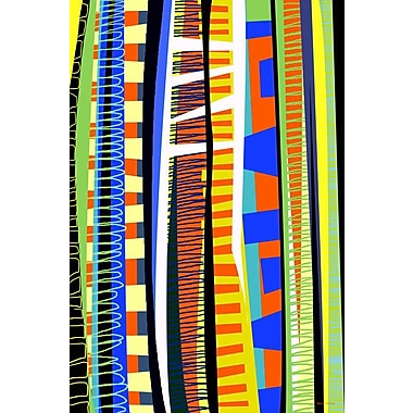 Maxwell Dickson Soul Graphic Art on Wrapped Canvas; 24'' H x 18'' W