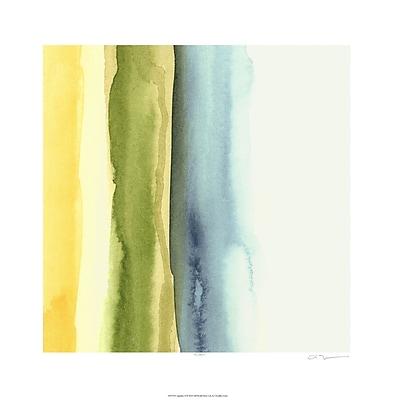 Evive Designs Liquidity II by Chariklia Zarris Painting Print