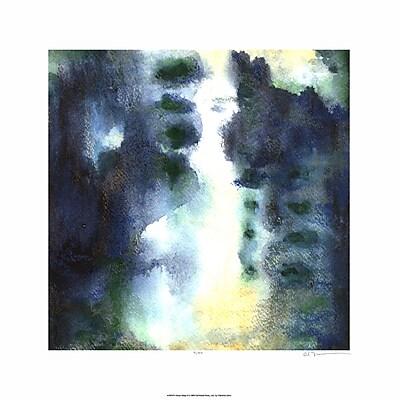 Evive Designs Ocean Deep II by Chariklia Zarris Painting Print