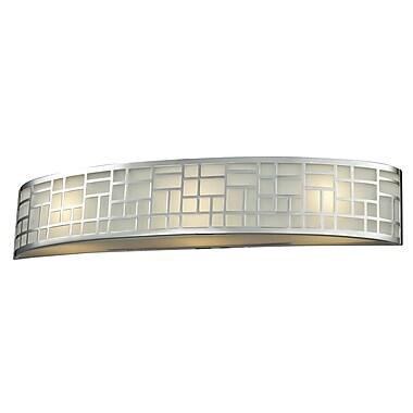 Z-Lite Elea 3-Light Bath Bar; Chrome