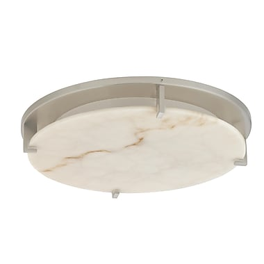 Dolan Designs Recesso Turno 11'' Faux Alabaster Resin Recessed Light Shade