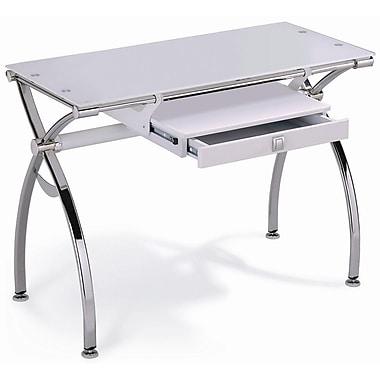 New Spec Writing Desk; White