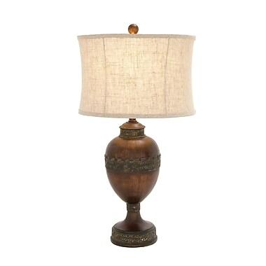 Woodland Imports Stylish Unique 30'' Table Lamp