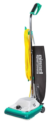 Bissell Advance Filtration Commercial Upright Vacuum, 12