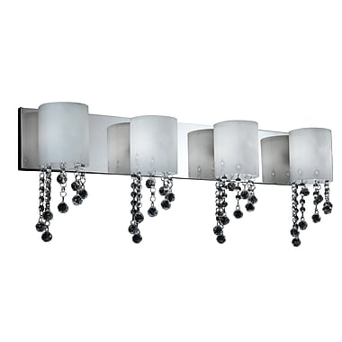 Z-Lite Jewel (871CH-4V) 4 Light Vanity, 5