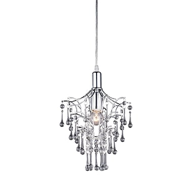 Z-Lite 51046, 1 Light Mini Chandelier, 9