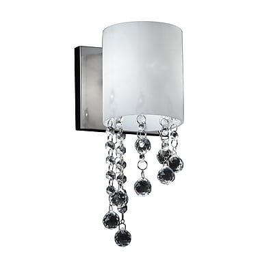 Z-Lite Jewel (871CH-1S) 1 Light Wall Sconce, 5