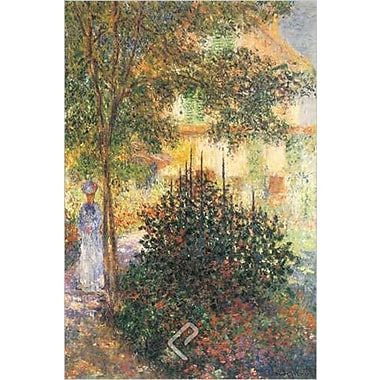 Camille in the Garden by Monet 1705-65640, Canvas, 24