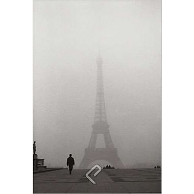 Eiffel Tower Paris, Stretched Canvas, 24