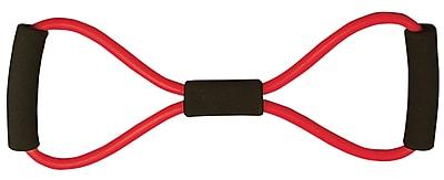 360 Athletics Elite Figur8 Resistance Tubing, Red