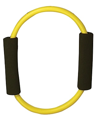 360 Athletics Elite Loops Resistance Tubing, Yellow
