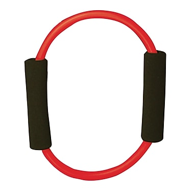 360 Athletics Elite Loops Resistance Tubing, Red