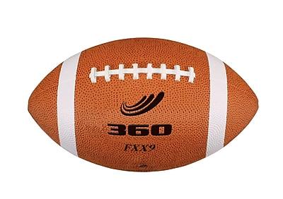 360 Athletics Sponge Rubber Cellular Composite Football, 9