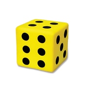 360 Athletics Rubber Foam Dice 6""