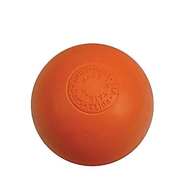 360 Athletics Official Lacrosse Ball, Orange