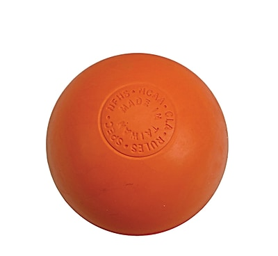 360 Athletics Official Lacrosse Ball, Orange