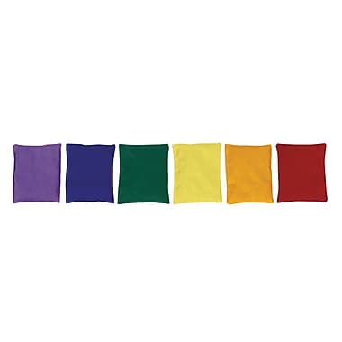 360 Athletics Cotton Rainbow Bean Bag Set, 5