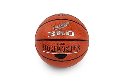 360 Athletics Game Composite Leather Basketball Size 5