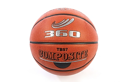 360 Athletics Game Composite Leather Basketball Size 7