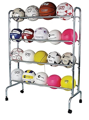 360 Athletics Tubular Steel Ball Cart 52