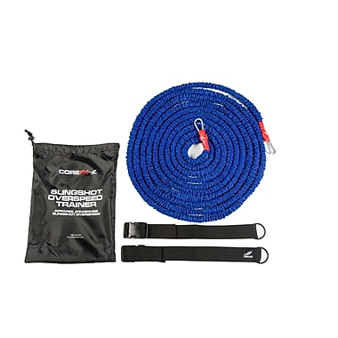 COREFX Slingshot Overspeed Trainer with Adjustable Waist Belts