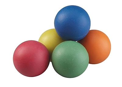 """""360 Athletics Sponge Rubber Balls 2.5"""""""""""""" 1029634"