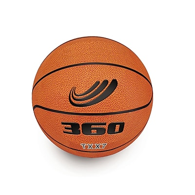 360 Athletics Rubber Xtreme Cellular Basketball, Size 7