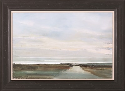 Art Effects Afterglow by Caroline Gold Framed Painting Print