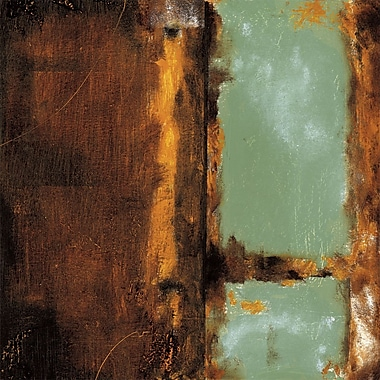Art Effects Copper Age II by Marc Johnson Painting Print on Wrapped Canvas