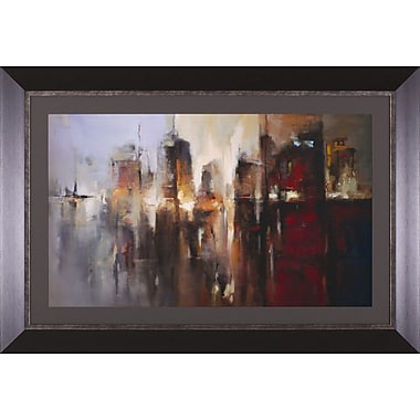 Art Effects Citadel by A. Micher Framed Painting Print