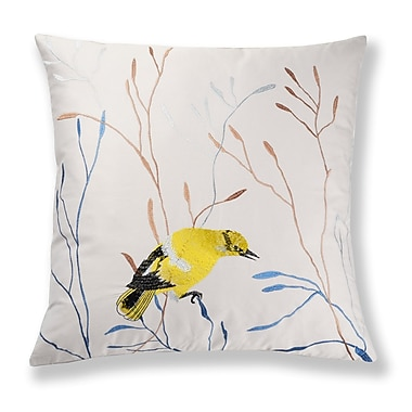North Home Lark Cotton Throw Pillow