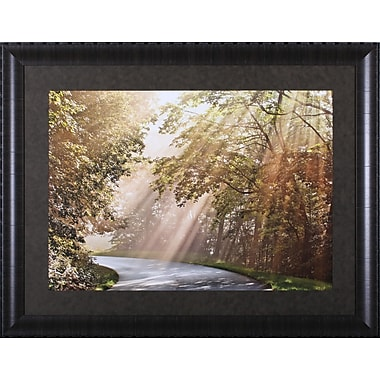 Art Effects The Winding Road by Marty Hulsebos Framed Photographic Print