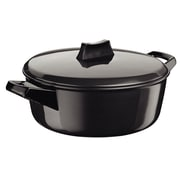 Futura Hard Anodised Cook and Serve Stewpot; 3.17 Quart
