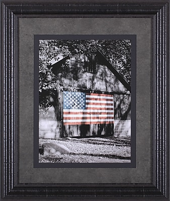 Art Effects 'Made in The USA' by Richard Roffman Framed Photographic Print
