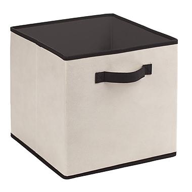 Simplify Storage Box Cube, Cream