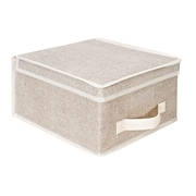 Simplify Medium Non Woven Storage Box