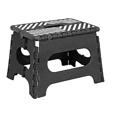 Simplify 9  Collapsible Step Stool  sc 1 st  Staples & Step Stools u0026 Ladders | Staples islam-shia.org