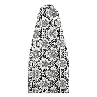 Laura Ashley Cotton Damask Print Ironing Board Cover & Pad