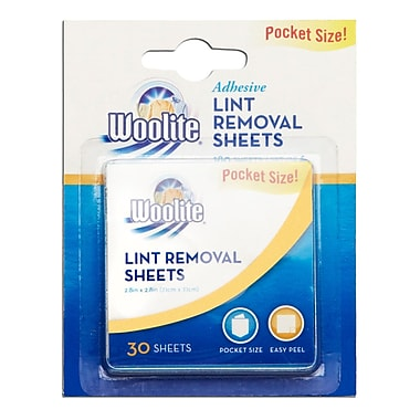 Woolite Lint Removable Sheets 4.25