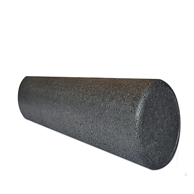 Yoga Direct 36'' Foam Roller, Black