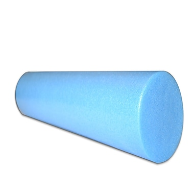Yoga Direct 36'' Foam Roller, Blue