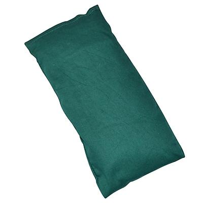 Yoga Direct Small Cotton Eye Pillow, Green