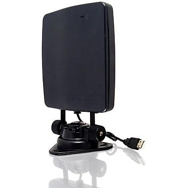 Hawking® HAWNU2 Hi-Gain Wireless-N Window Adapter with Range Amplifier