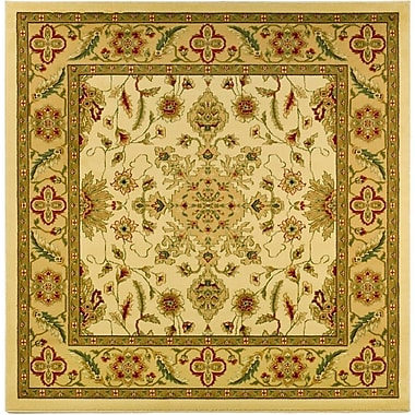 Safavieh Lyndhurst Collection Square Area Rug, Polypropylene 6'