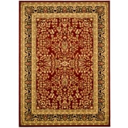 Safavieh Lyndhurst Area Rug, 6' x 9', Red/Black (LNH214A-6)