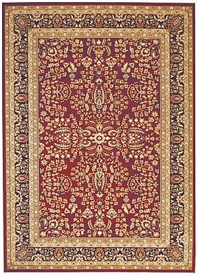 Safavieh Lyndhurst Collection Persian Treasure Area Rug, 8' x 11'