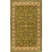 "Safavieh Lyndhurst Sage/Ivory Rectangle Rug Polypropylene 3'3"" x 5'3"""